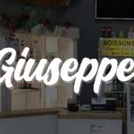 Bannière Giuseppe Pizza Lézignan Corbières